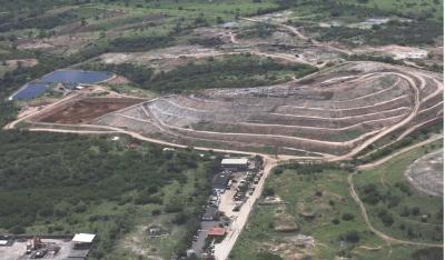Aterro sanitário de Feira de Santana Projeto da ampliação e encerramento do aterro