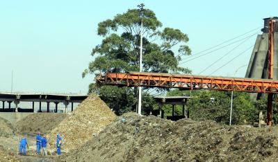 Programa Brasília Sustentável Projeto de reforma das usinas de compostagem e galpões de triagem
