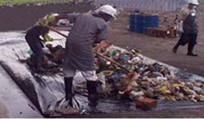Caracterização gravimétrica dos resíduos sólidos urbanos coletados em São Paulo/SP