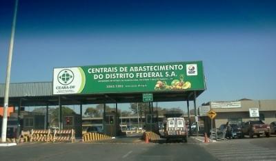 CEASA Distrito Federal - PGIRS Plano de gerenciamento integrado de resíduos sólidos