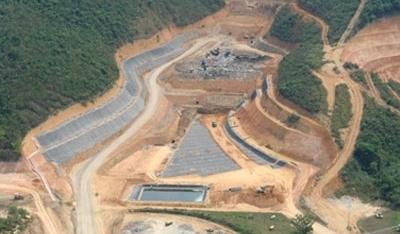 Licenciamento ambiental, projeto básico e eia/rima do novo aterro sanitário de Cuiabá/MT