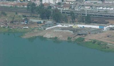 Relatório ambiental da estação de transbordo de resíduos sólidos urbanos de Carapicuíba/SP