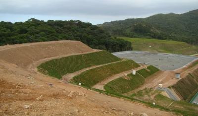 Licenciamento ambiental do aterro sanitário da central de tratamento de resíduos de Igarassu/PE