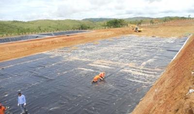 Aterro sanitário de Planaltina Projeto de recuperação ambiental e encerramento