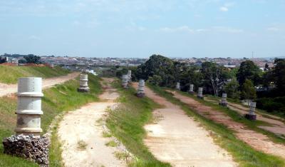Aterro sanitário de Sorocaba/SP Projeto de encerramento e reconformação geométrica