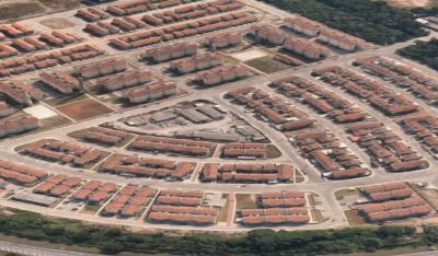 CONJ. HABITACIONAL CUBATÃO Projeto executivo geotécnico de fundações e de aterros sobre solos moles