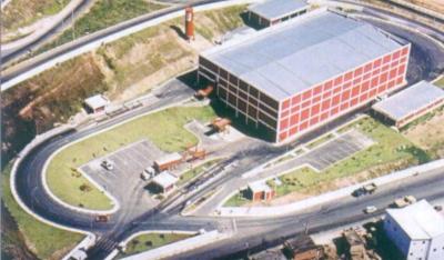 Estação de transbordo de resíduos sólidos de Salvador Projeto executivo e gerenciamento da obra
