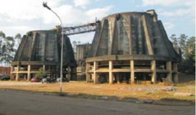 UCTL de Ceilândia/DF Projeto de fundações das estruturas de ampliação da usina de trat. lixo